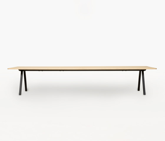 Big Modular Table System 74 by De Vorm | Dining tables