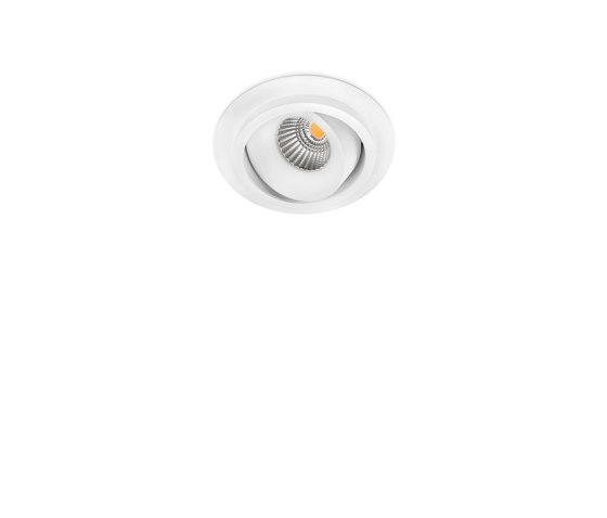 Twist Round | wt di ARKOSLIGHT | Lampade soffitto incasso