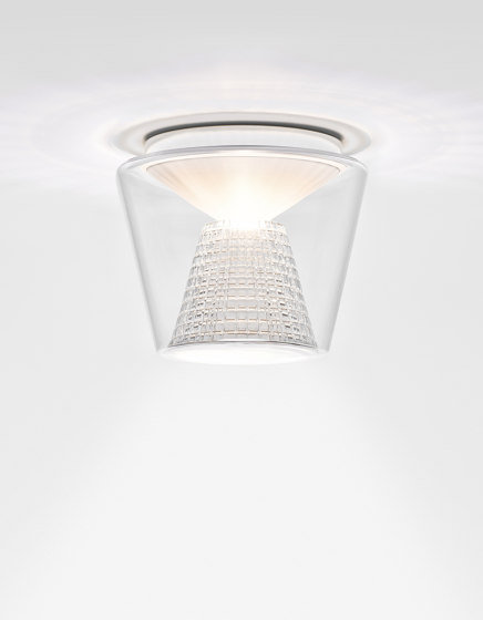 ANNEX LED Ceiling | reflector crystal di serien.lighting | Lampade plafoniere