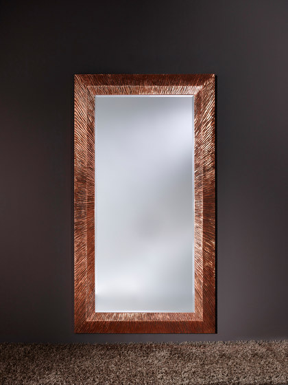 Groove Copper by Deknudt Mirrors | Mirrors