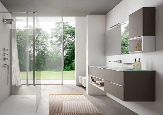 My Time 1 by Ideagroup | Wall cabinets