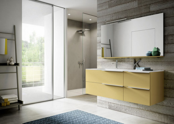 My Time 2 by Ideagroup | Vanity units