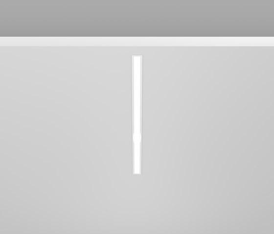 Less is more® 27Recessed ceiling and wall luminaires de RZB - Leuchten | Plafonniers encastrés