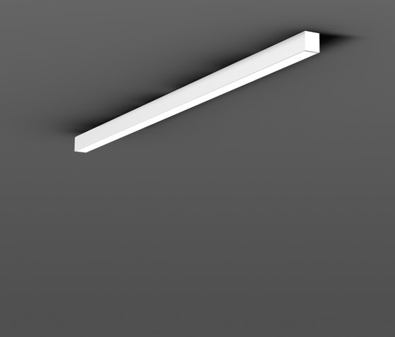 Less is more® 27Ceiling and wall luminaires de RZB - Leuchten | Plafonniers