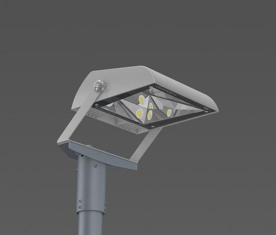 Lightstream® LED MINI asymmetrical di RZB - Leuchten | Illuminazione stradale