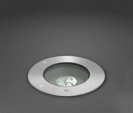 Terra Edelstahl 190 In-ground luminaires de RZB - Leuchten | Encastrés sol extérieurs