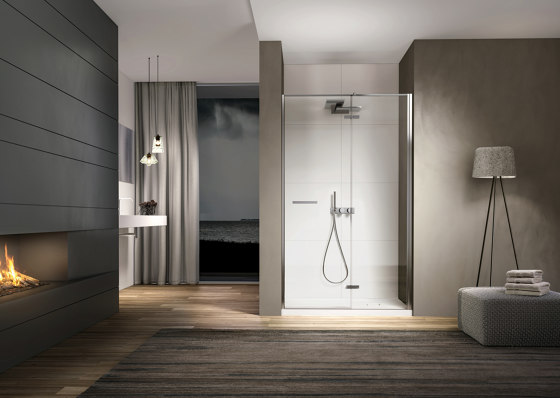 Smart by Ideagroup | Shower screens