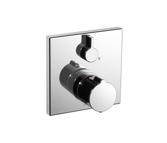 KWC ZOE Trim kit with thermostatic function unit de KWC | Grifería para duchas