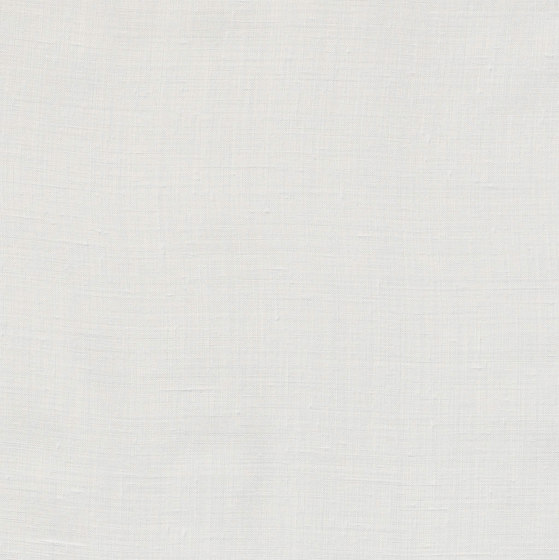 Linum CS - 01 white de nya nordiska | Tejidos decorativos