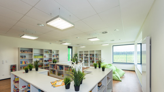OWAcoustic premium Brillianto A by OWA | Acoustic ceiling systems