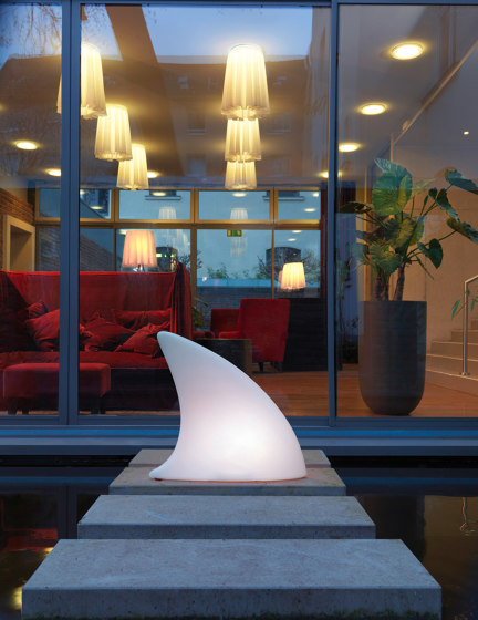 Shark Outdoor by Moree | Outdoor floor lights