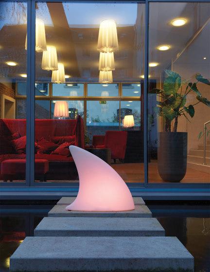 Shark Outdoor LED by Moree | Outdoor floor lights