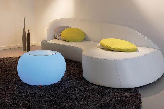 Bubble Indoor LED de Moree | Mesas auxiliares