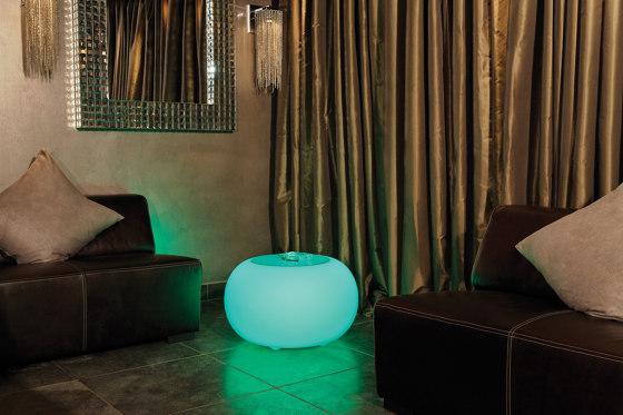 Bubble LED Pro Accu de Moree | Mesas auxiliares