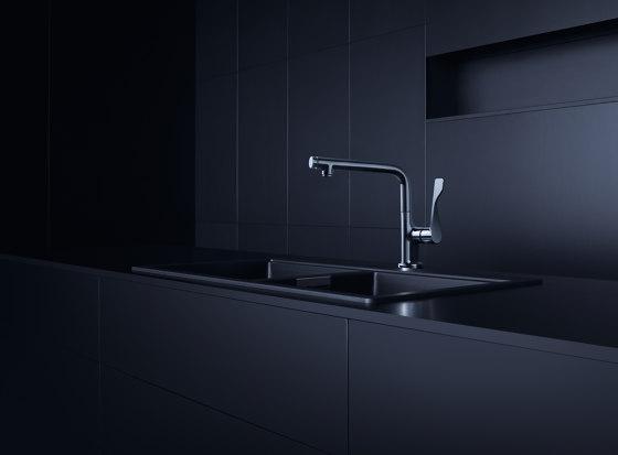 AXOR Citterio Single lever kitchen mixer by AXOR | Kitchen taps