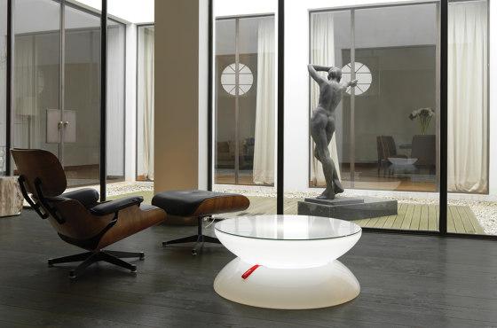 Lounge Indoor LED de Moree | Mesas de centro