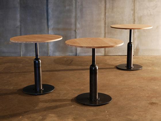 Apollo table di Heerenhuis | Tavoli bistrò