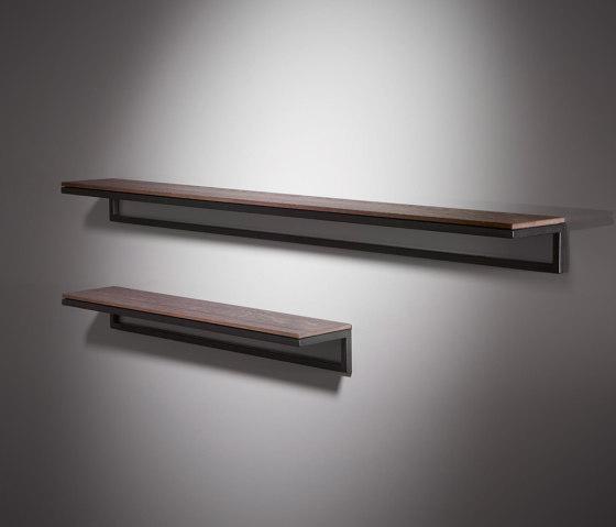 BetteLux Shape Towel holder/shelf by Bette | Towel rails