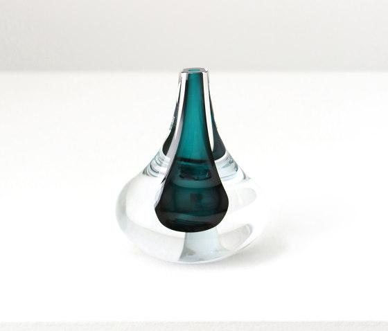 Droplet Vessel Shape 2 Lagoon by SkLO | Objects