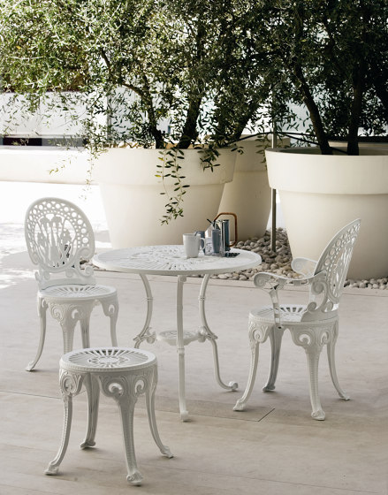 Omnia Selection - Narcisi round table by Fast | Dining tables