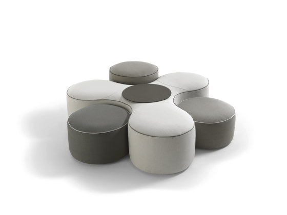 BLOW by Frigerio | Poufs