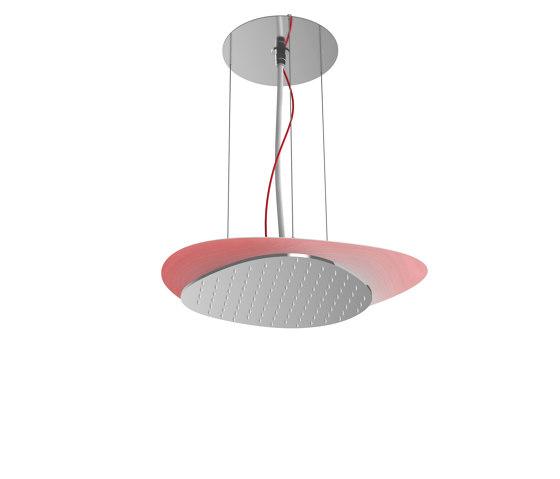 Cloud F2651 | Rociador a techo en aciero inox de Fima Carlo Frattini | Grifería para duchas