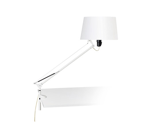 Lektor | Clip-on lamp de Carpyen | Luminaires de table