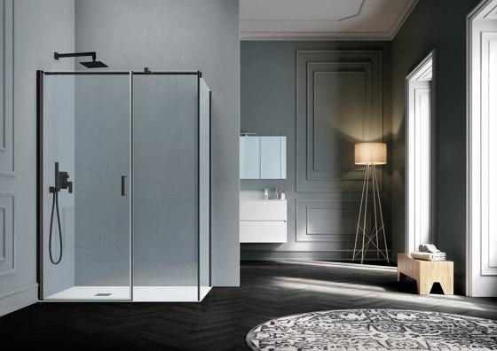 Polaris Design by SAMO   Shower screens