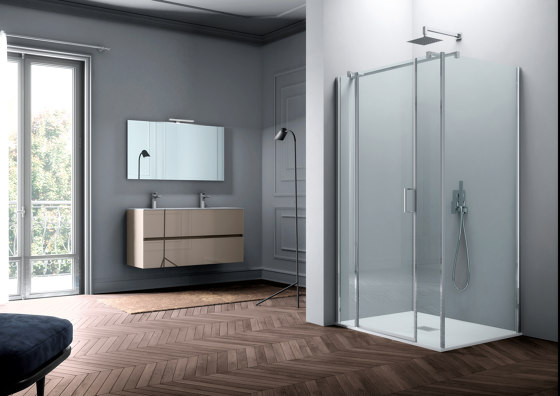 Polaris Deluxe by SAMO | Shower screens