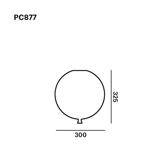 Memory PC877 di Brokis | Lampade plafoniere