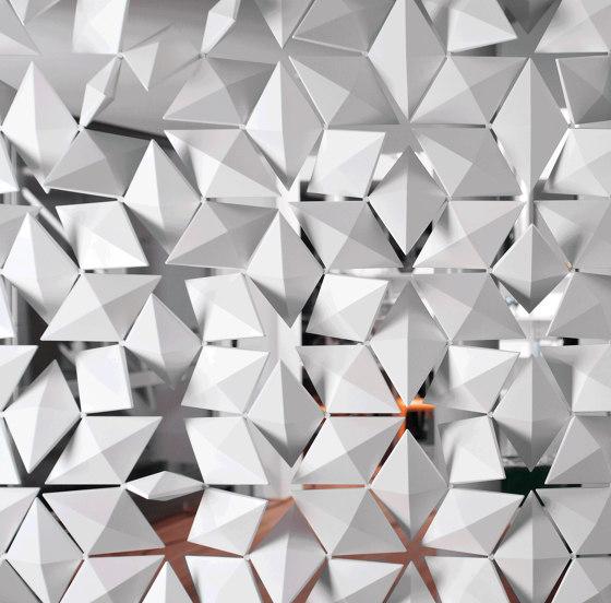 Facet Separador Colgante - 136x210cm de Bloomming | Biombos