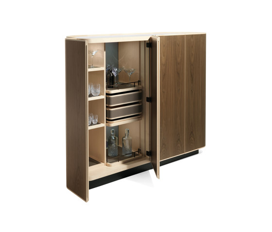 Moore Cabinet von Giorgetti | Sideboards / Kommoden