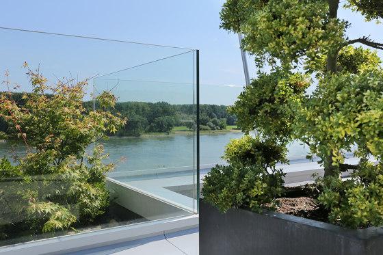 GM RAILING® UNI Solo by Glas Marte | Balustrades / Handrails