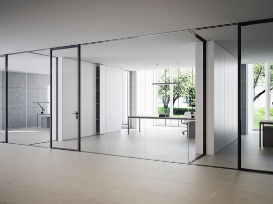I-Wallspace by Fantoni   Wall partition systems