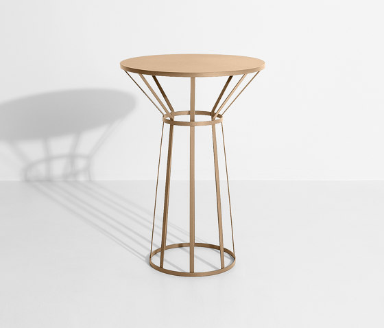 Hollo | Table for two de Petite Friture | Mesas auxiliares