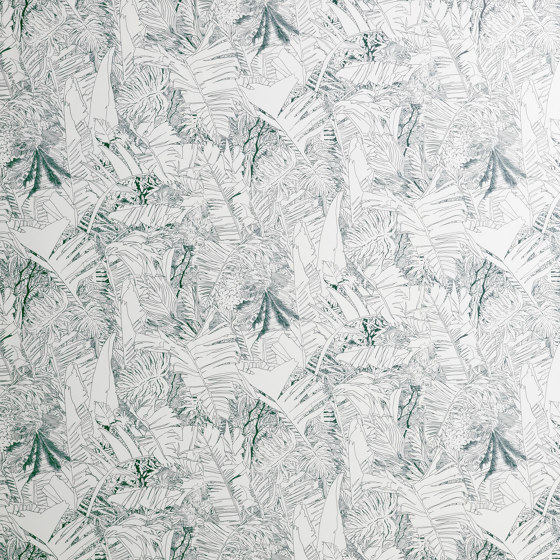 Jungle | Ink wallpaper by Petite Friture | Wall coverings / wallpapers