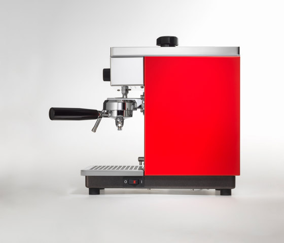 Maximatic red by Olympia Express | Coffee machines