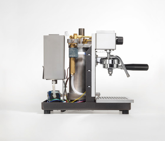Maximatic white by Olympia Express | Coffee machines