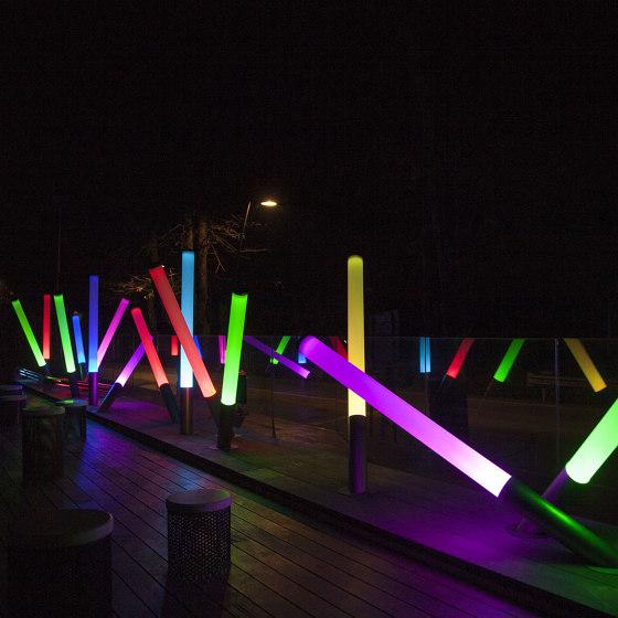 Pistillo Outdoor di martinelli luce | Lampade outdoor su pavimento