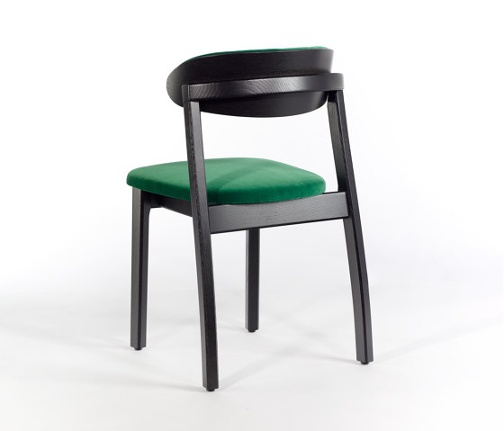 Arch Chair - Oak Dark by Wildspirit | Chairs