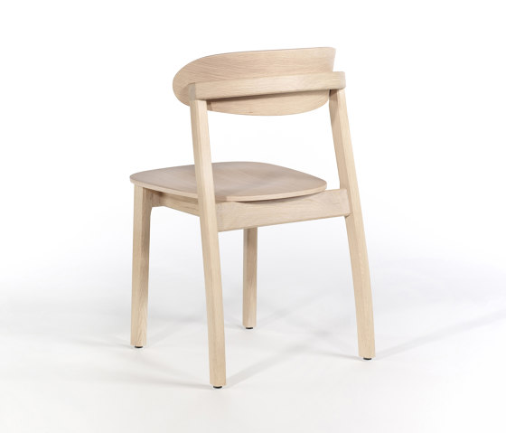 Arch Chair - Oak Natural by Wildspirit | Chairs