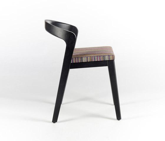 Play Chair - Oak Dark di Wildspirit | Sedie