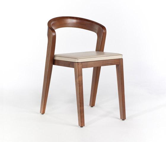 Play Chair - Walnut de Wildspirit | Sillas