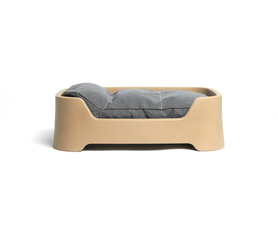 Dog'S Palace Small - Tobacco by Wildspirit | Dog beds