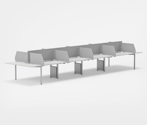 Nexus by Kinnarps | Desks