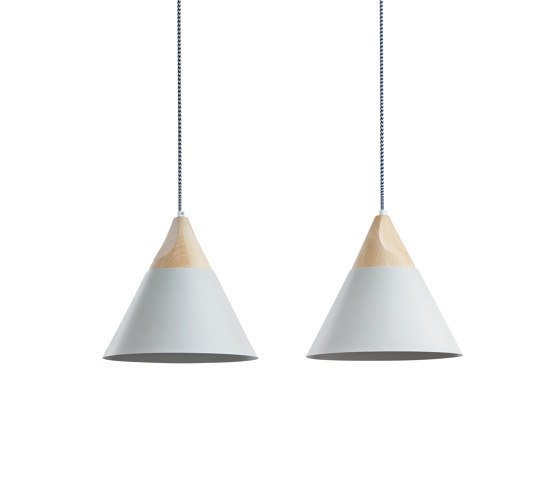 Slope by miniforms | Suspended lights
