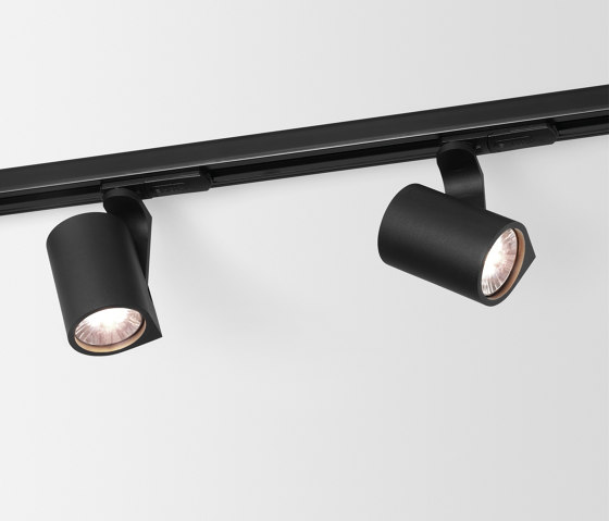 SQUBE on track 1.0 by Wever & Ducré | Ceiling lights