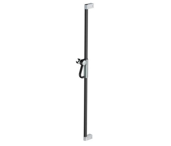 FSB ErgoSystem® A100 Shower rail with shower-head holder di FSB   Piatti doccia