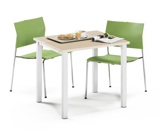 Sympas Leisure areas by Assmann Büromöbel   Bistro tables