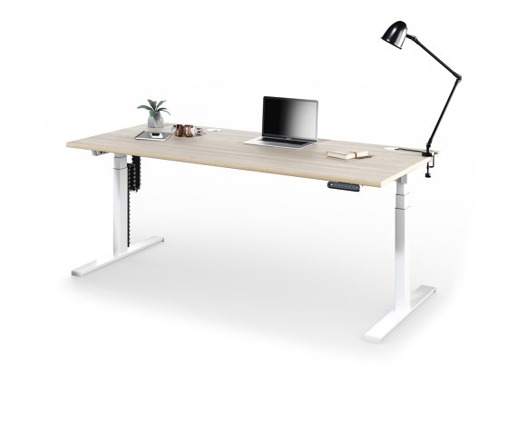 Sympas table system by Assmann Büromöbel | Contract tables